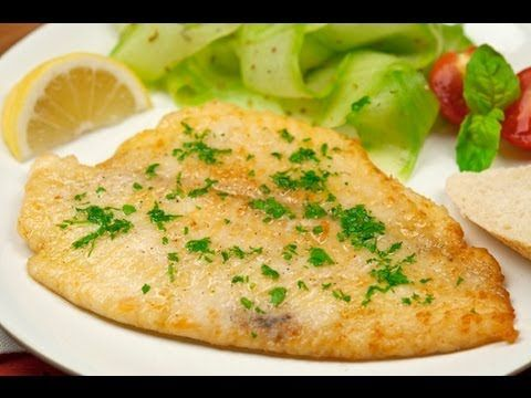 Sole à la Meunière: Delicious and Quick Meal with Fish, Cooking Recipes Blog
