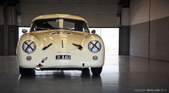 Michael Burtt & Paul Howells -1954 Porsche 356 Pre A No.49 Part 2 - 2013 Silverstone Classic
