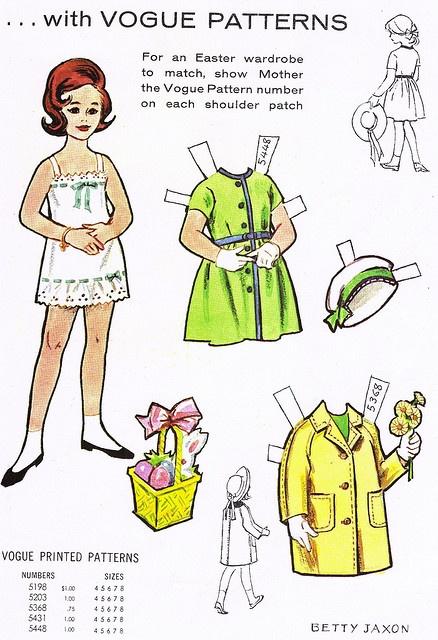 Paper Dolls, via Flickr.