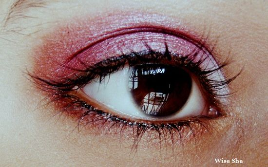 Scorpio Eye Makeup