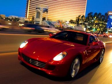 Drive a Sports Car (Ferrari!)