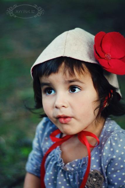 15 Minute Funky Hat #DIY #kids