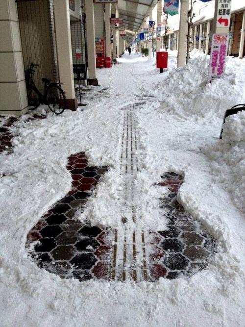 Street art Guitar
