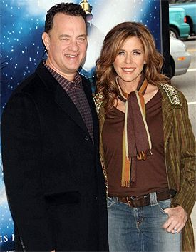 Another in it for the long-haul couple, Tom Hanks and Rita Wilson, 23 years.
