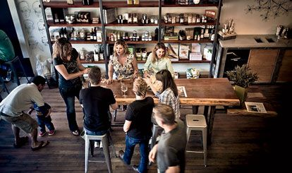 Food & Wine's Sonoma Travel Guide