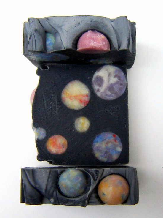Outer Space Artisan Soap / Cold Process Soap / Mens Soap / Dragon's Blood Scented Soap / constellation Black Friday Etsy. $6.75, via Etsy.