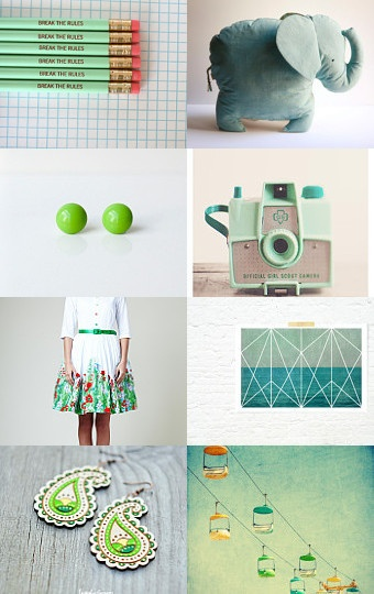 Simple Greens collection