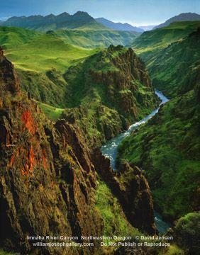 Northeastern Oregon