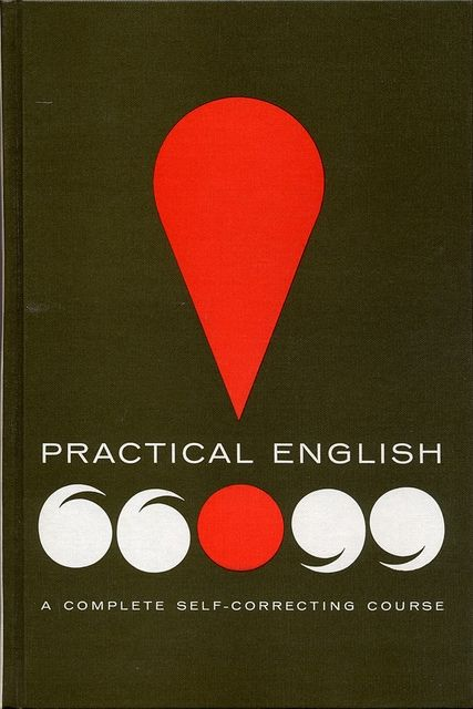Practical English. Via Montague Projects.