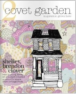 Covet Garden  interior design magazine, home decorating magazine, shelter magazine, architecture magazine, lifestyle magazine