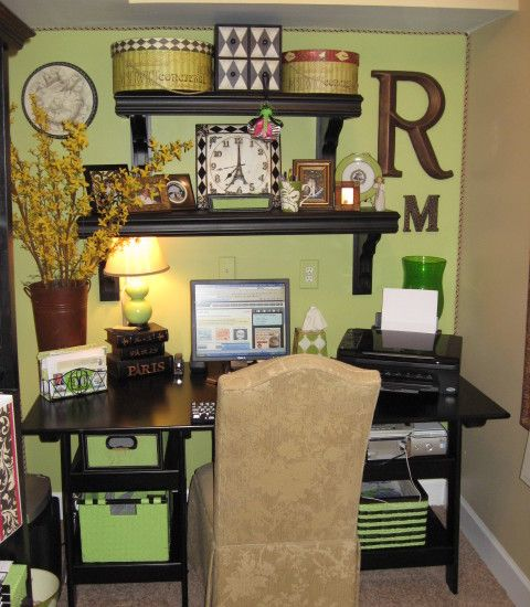 Home Office Small Office Design, Pictures, Remodel, Decor and Ideas - page 8