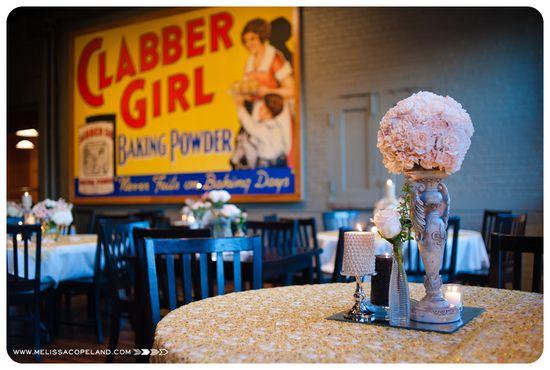 Clabber Girl Terre Haute, Indiana Wedding Reception