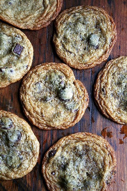 Canal House chocolate chip cookies.
