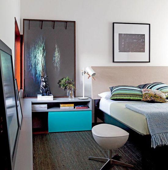 Leve mais charme para sua casa. Veja: www.casadevalenti... #decor #decoracao #color #cor #bedroom #quarto #detalhes #details #casadevalentina