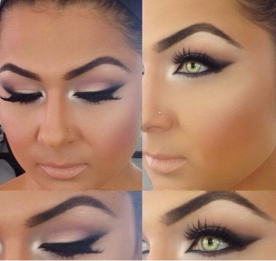 beautiful #eyes #makeup #eyebrows
