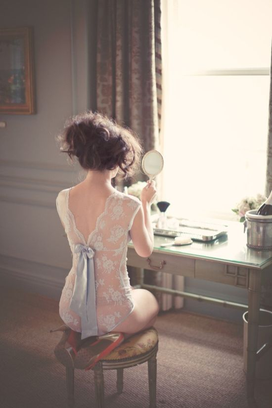 a vintage inspired Boudoir shoot with many a pretty lingerie number. This beauty is by sonata-lingerie.com/  Photography By archetypestudioin...