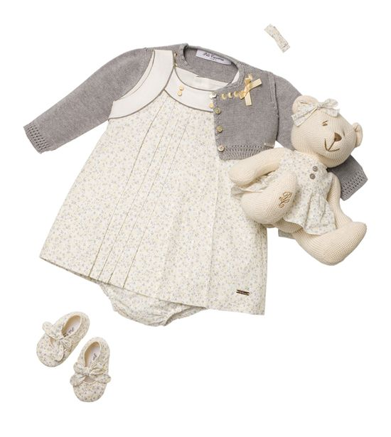 Cute baby outfit at Pili Carrera.    Please 'Like', 'Repin' and 'Share'! Thanks :)