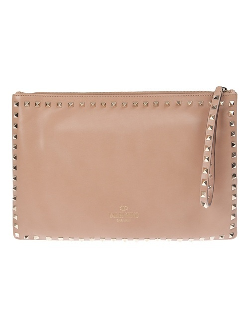 Valentino Studded Clutch - L'Eclaireur Shop