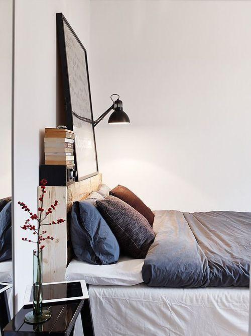 Masculine Bedroom Design Inspiration: Shades of Gray