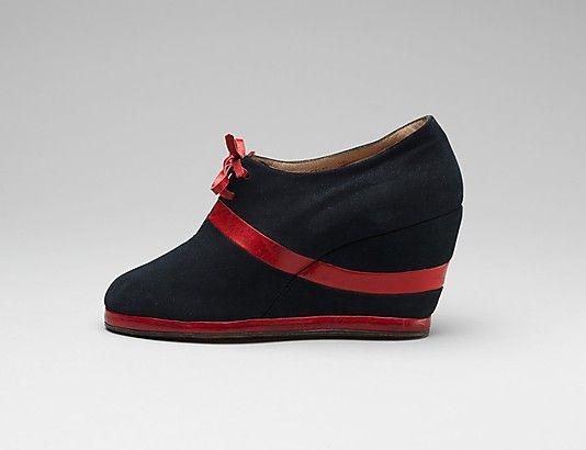 Ferragamo shoes 1938-39
