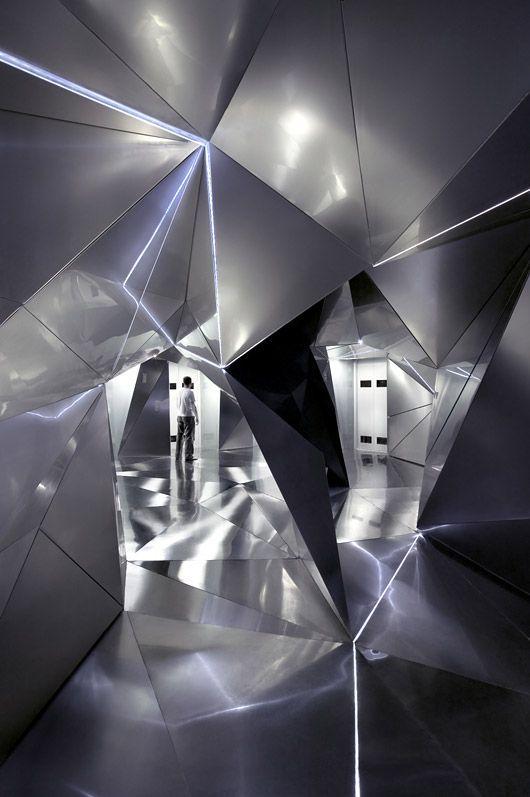 Hotel Puerta America, Madrid :: 4th Floor designed by Plasma