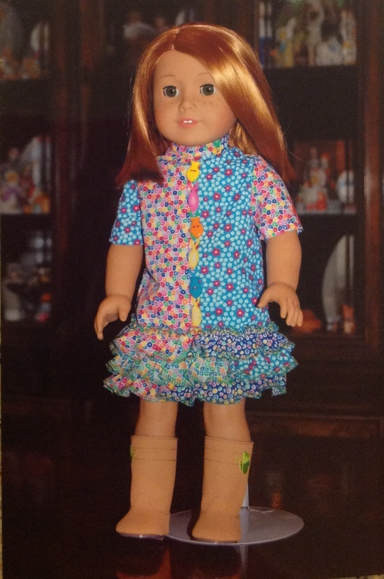 American girl doll dress #americangirl