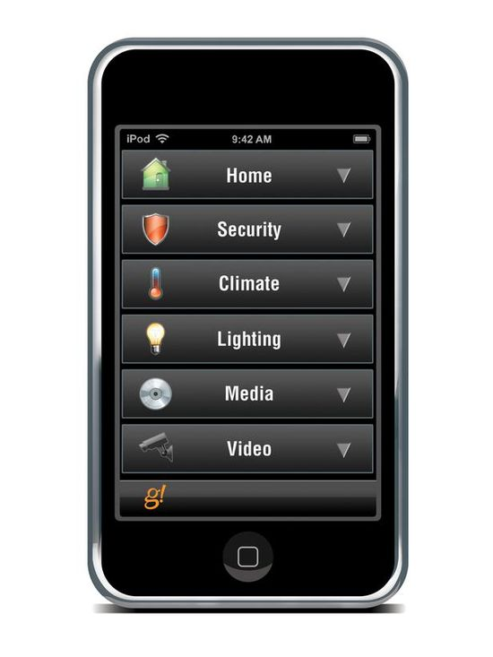11 Smart Apps for Your Home >> www.hgtvremodels....