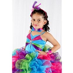 Beautiful Flower Girl Dress #FGD1016