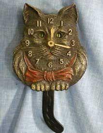 Orologio Wig-Wam: il predecessore del Kit-Cat Clock