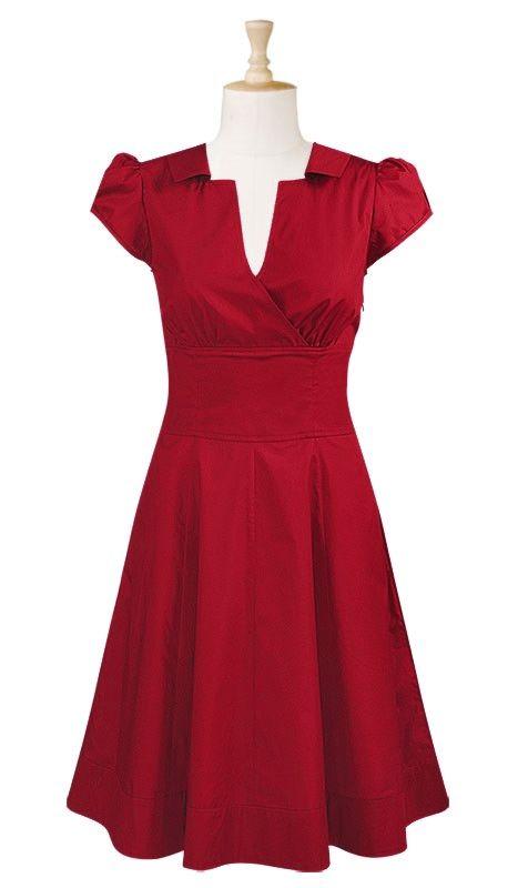 Gift opening dress?