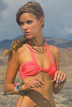 bikini top - Boys + Arrows
