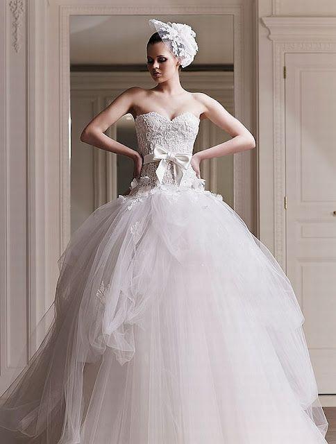 Zuhair Murad-  Wedding Dress-2012