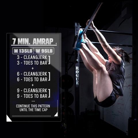 #crossfit workout #exercise traininsane #getfitandhealthy