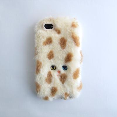 calico cat iPhone cover