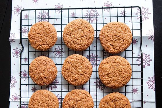 Whole Wheat, Triple Ginger Snaps on Food52: food52.com/.... #Food52