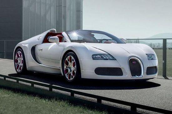 Bugatti Veyron Grand Sport – Wei Long Edition