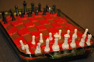 chess party ideas
