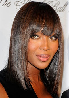 BANGS...I need this is my life!!! #sew-in #weave #protectivestyle