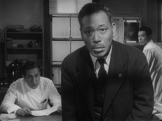 Films featuring Takashi Shimura! He was wonderful in Kurosawa's Ikiru, but also in the myriad roles in which he portrayed minor characters.  My personal favorite was his portrayal of a veteran detective in Stray Dog.