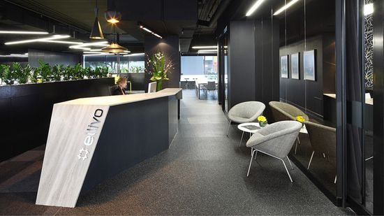 Ellivo Architects fitout, Brisbane