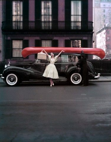 New York, 1950s