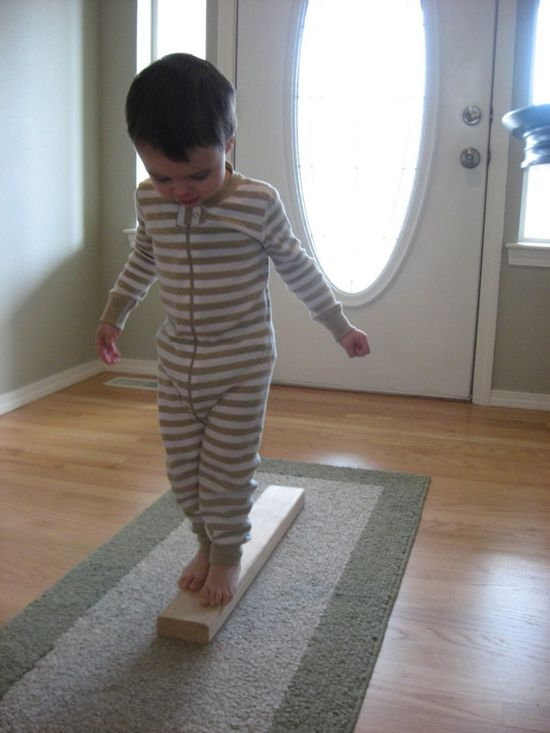 Cool activities to keep toddlers active indoors. Winter is coming.