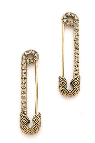 12 pairs of pretty earrings that complete any outfit
