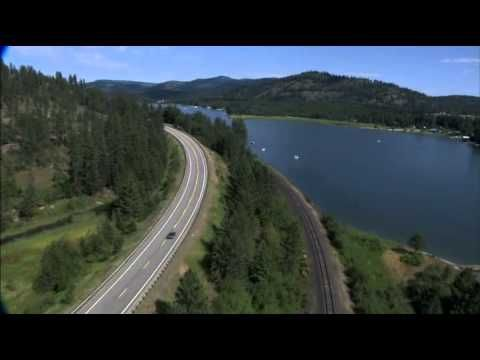 Idaho's scenic byways encompass 2,412 miles. Some hold historic significance, others provide access to outdoor recreation, and all possess extraordinary scenic beauty.  www.idahobyways.gov/