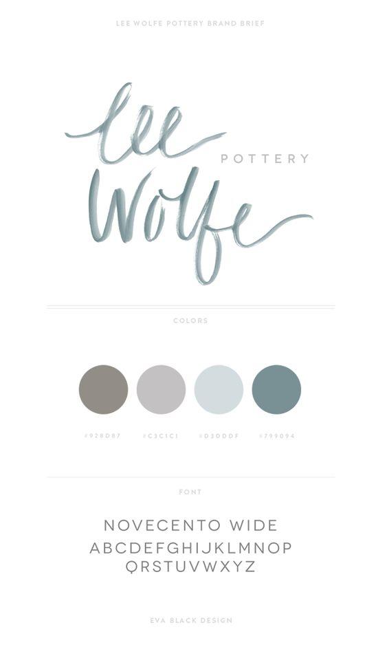 Lee Wolfe brand design