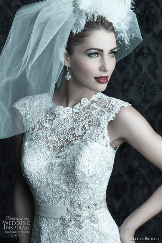 allure bridals c226 couture wedding dress fall 2012