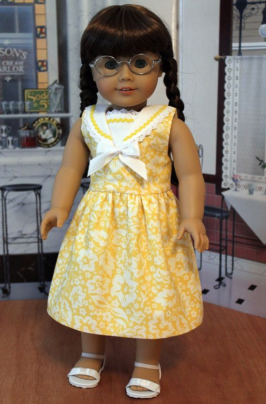 Sailor Style Dress for Molly Emily by BabiesArtUs, $39.00