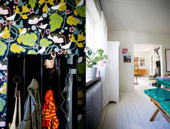 amazing wallpaper Hanna Werning #wallpaper #home #interior