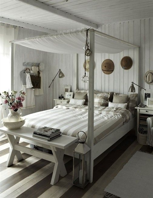 Bedrooms and linens.....