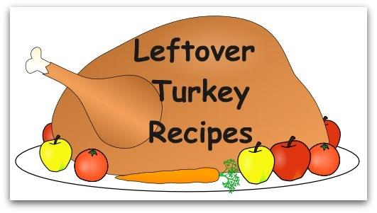 Mommy's Kitchen: Creamed Turkey & More Leftover Turkey Recipes
